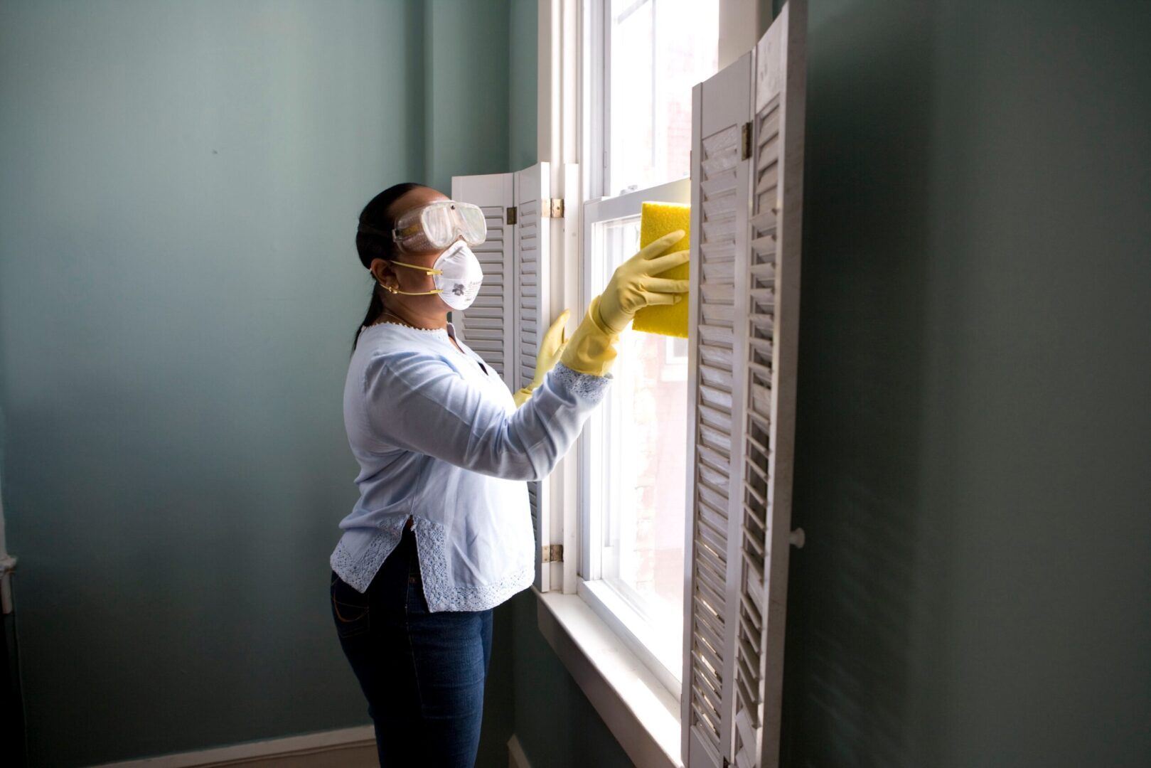Professional post construction cleaning services and cleanup solutions in Atlanta, Marietta, Alpharetta and Smyrna.