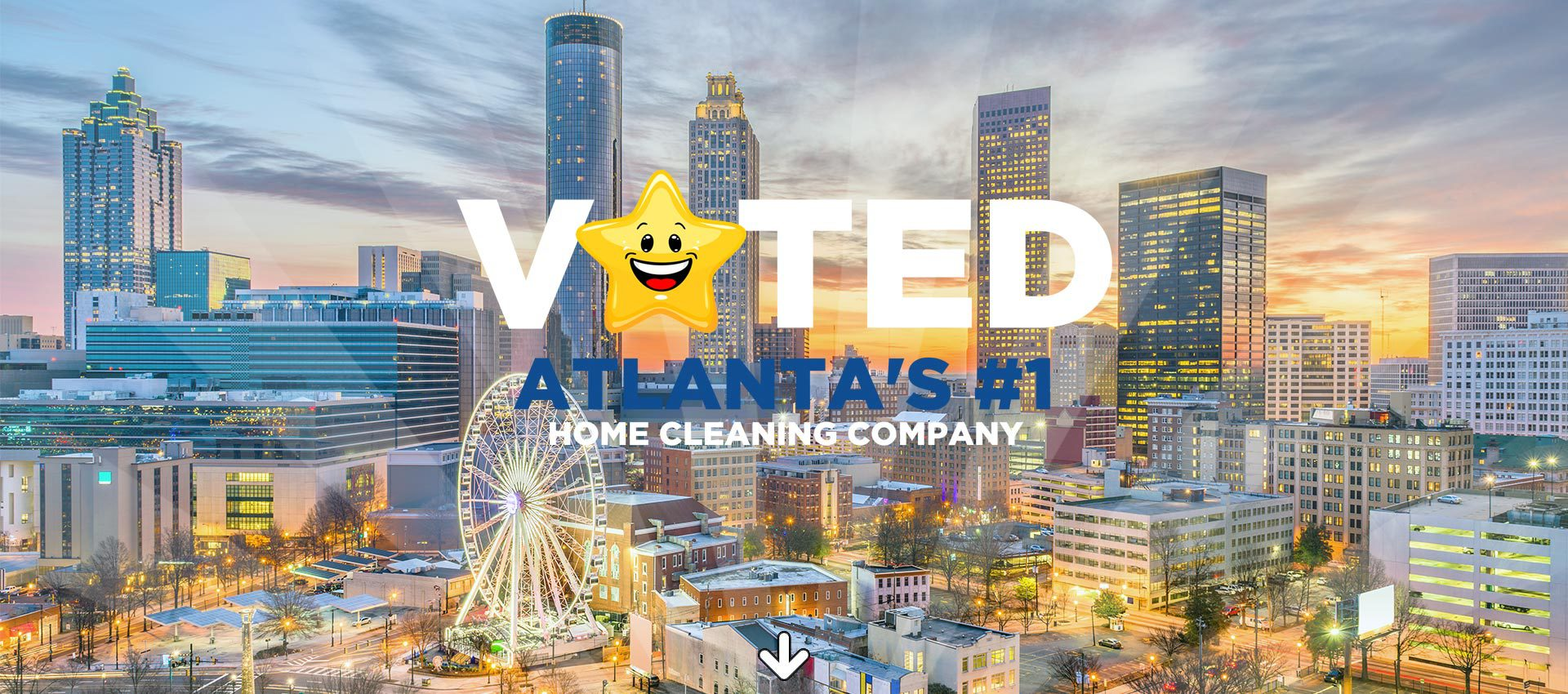 Amazon Cleaning is voted the #1 home cleaning company in Atlanta, Georgia